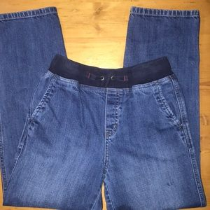 Hanna Anderson girls jeans 150